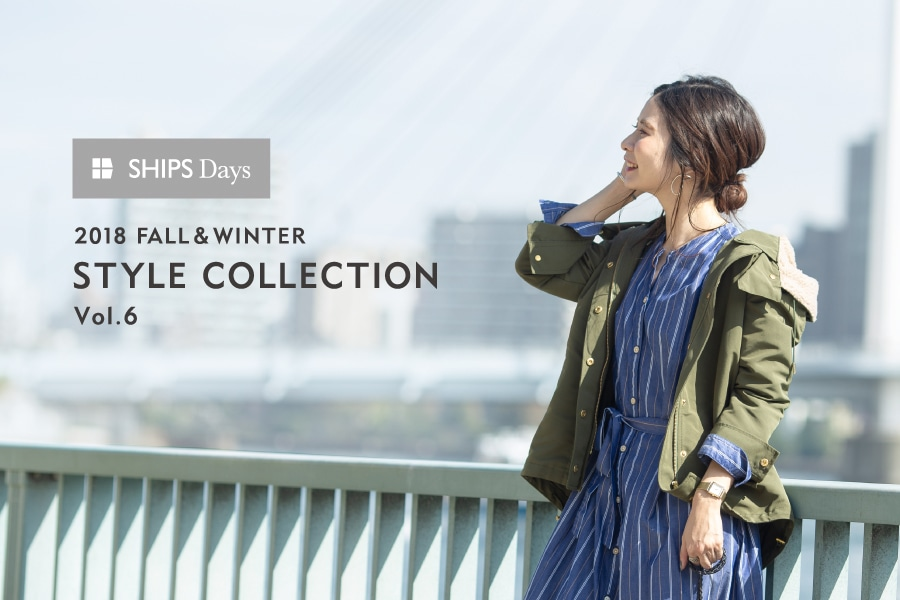 SHIPS Days WHITE LABEL STLYE COLLECTION -vol.6-