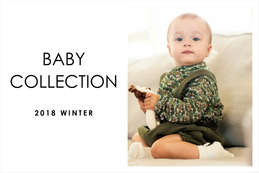 2018 Fall & Winter <BABY COLLECTION>