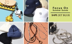 FOCUS ON SUMMER GOODS サマーグッズ