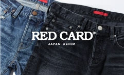 RED CARD×SHIPS EXCLUSIVE DNIM