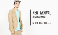 2017 Fall&Winter SHIPS JET BLUE NEW ARRIVAL