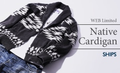 -WEB Limited- Native Cardigan